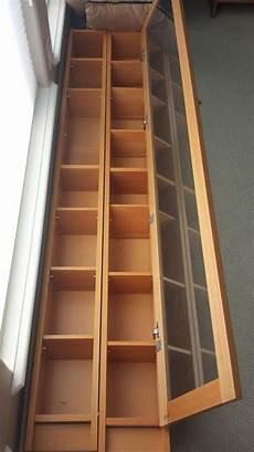 bücherregal mit glastüren cd regal glast 252 r bestseller shop f 252 r m 246 bel und einrichtungen