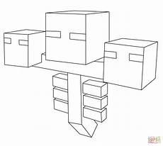 Zauberer Malvorlagen Minecraft Minecraft Wither Ausmalbilder 1082 Malvorlage Minecraft
