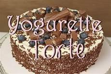 einfache torten für anfänger yogurette torte selber machen leichte torten backen