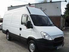 2013 iveco daily 35s13 mwb transit 41 000