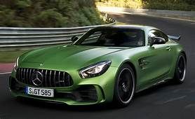 2017 Mercedes AMG GT R First Ride – Review Car And Driver