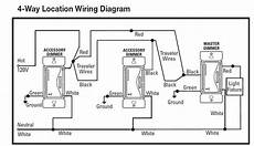 3 Way 4 Switch Wiring Diagram Ask The by How To Wire Aspire 4 Way Switch It Is A Master Dimmer And