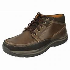 mens skechers memory foam ankle boots label cason 65438 ebay