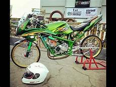 Modifikasi Motor R 2003 by Kawasaki Modifikasi Trendmotor Net