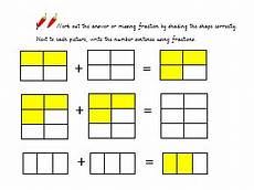 year 3 adding fractions by lrwhaxby teaching resources