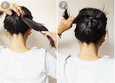 easy casual updo hairstyles quick easy 2 minute casual updo