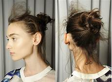 cool hairstyle for a bad hair day