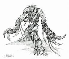 warcraft dibujos dibujos animados para dibujar arte