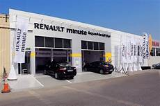 Automobile In Dubai by Arabian Automobiles Opens Renault Minute Service