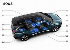 Nuevo Peugeot 5008 De Monovolumen A Un Suv De 7 Plazas
