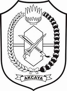 Logo Provinsi Kalimantan Barat Lambang Logo