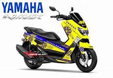 Modifikasi Nmax Terbaru by Gambar Modifikasi Motor Yamaha Nmax Terbaru Modifikasi