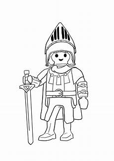 les chevaliers playmobil coloriage playmobil knights le