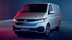 Vw Transporter T6 1 Teased With Fresh Look Lots More Tech
