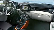 Suzuki Ignis 2017 Dimensions Boot Space And Interior
