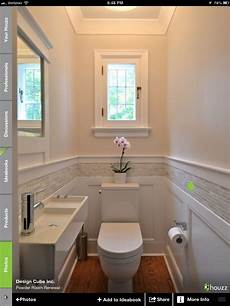 Bathroom Ideas Half Tile by Half Bath Tile Above Wainscoting This Like The