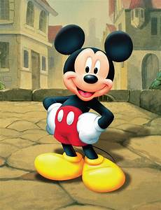 mickey mouse on behance
