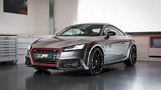 2016 audi tt s 120th anniversary edition by abt sportsline top speed