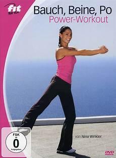 Bauch Beine Po Power Workout Dvd Oder Leihen