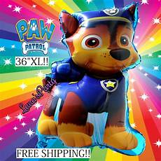 Paw Patrol Malvorlagen Xl New 36 Quot Xl Paw Patrol Birthday Boy Puppy