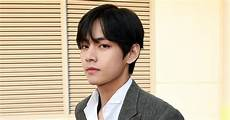 bts member v released a brand new song called quot winter
