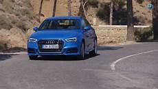 2017 Audi A3 Sedan Quattro 174 Facelift Road Test Drive Hd