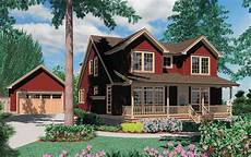 house plans with detached garages country plan with detached garage 69317am