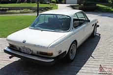 1974 Bmw E9 3 0 Cs Coupe 3 5l Restomod