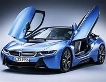 BMW I8 The Best Electric Car In World  Rediffcom