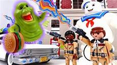 Playmobil Ausmalbilder Ghostbusters Go Playmobil Ghostbusters Slimer Stay Puft Marshmallow