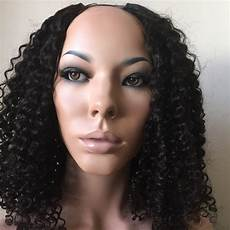 kinky curly u part wig protective styles hair