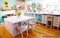 planning the ultimate craft room maker