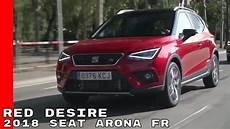 2018 Seat Arona Fr Desire Test Drive Exterior