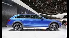 nouvelle audi a4 what new from 2018 audi a4 allroad this