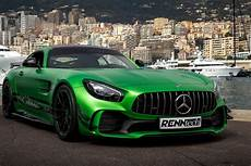 Official 825hp Renntech Mercedes Amg Gt R Gtspirit