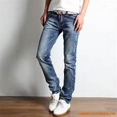 derniere tendance homme jean homme bleu clair tendance taille moyenne pas cher