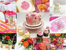 gerber themed bridal shower planning project