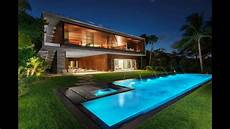 a modern architectural masterpiece in ultra modern architectural masterpiece in miami