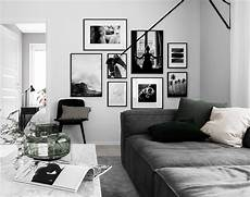 inspiration for black and white decor wall art in black and white desenio