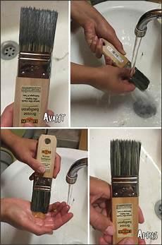 comment nettoyer un rouleau de peinture astuces comment nettoyer vos pinceaux et rouleaux de