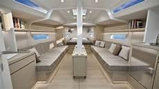 interno barca a vela voilier de course croisi 232 re cockpit ouvert m 226 t carbone