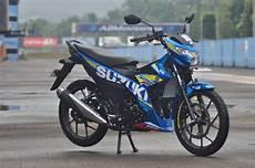 Suzuki Satria F150 Image 2016 suzuki satria f150 debuts in indonesia rm6 763