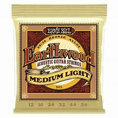 Earthwood 80 20 Bronze Acoustic Guitar Strings Ernie