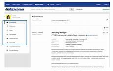 cara mendapatkan pekerjaan dengan profil jobstreet com anda