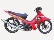 Variasi Motor Fiz R by Modifikasi Motor Fiz R Terbaru Keren Gagah Variasi Motor