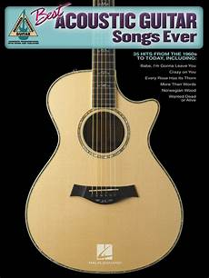 Best Acoustic Guitar Songs Sheet By Various