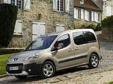 Le Peugeot Partner Tepee Passe 224 7 Places Voitures