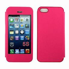 wholesale iphone 5 5s slim touch screen flip leather