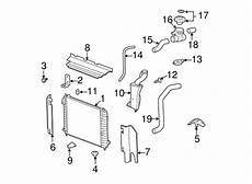 electric power steering 2008 chevrolet hhr parking system radiator components for 2008 chevrolet hhr