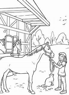 Pferde Bilder Malvorlage Ausmalbilder Pferde Mytoys